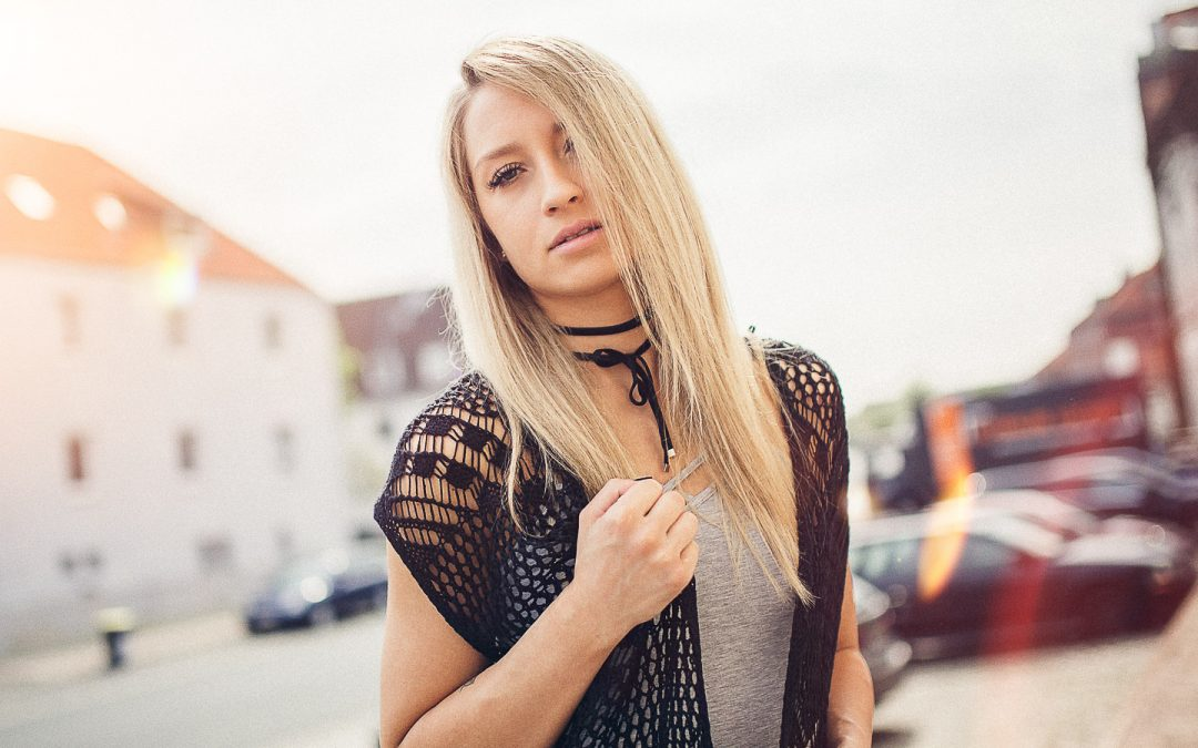 Urban Portraits mit Katrin