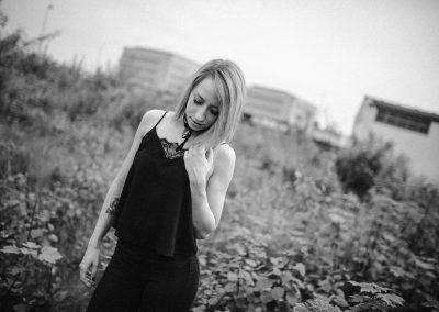 Urban Portrait w/ Katrin